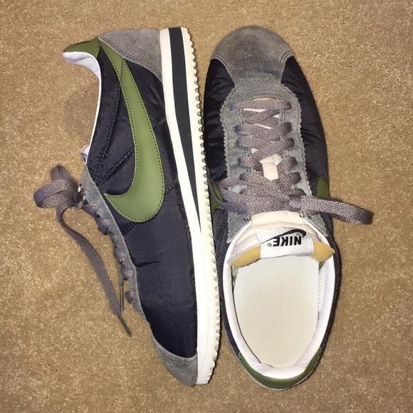 timeless design 33244 56815 EUC Rare Nike classic Cortez JCrew anthracite. M 5b300168194dad0581f1bd24
